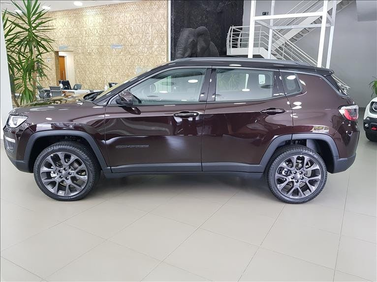 JEEP COMPASS 2.0 16V S 4X4 2019/2019 - Thumb 3