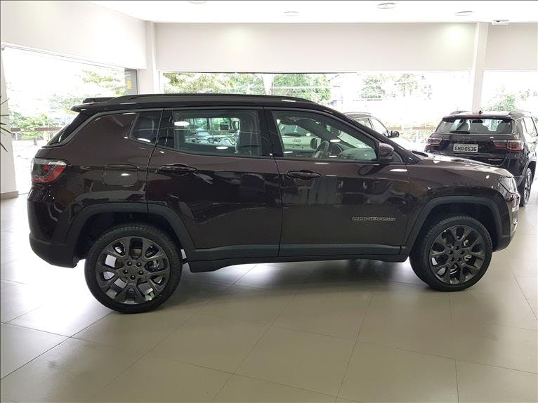 JEEP COMPASS 2.0 16V S 4X4 2019/2019 - Thumb 4