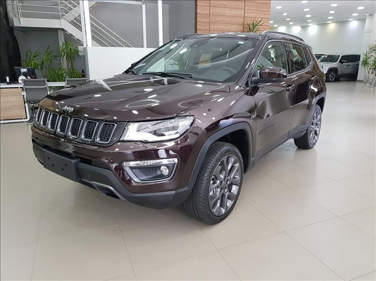 JEEP COMPASS 2.0 16V S 4X4 2019/2019 - Thumb 5