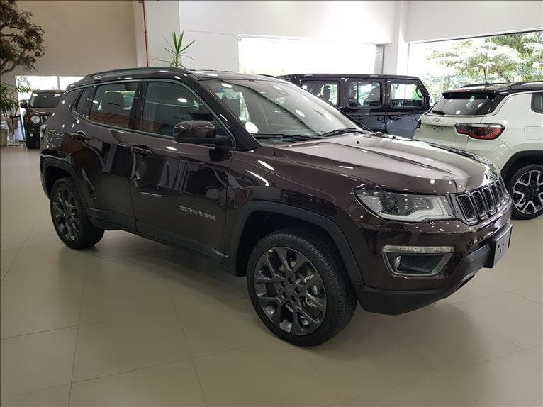 JEEP COMPASS 2.0 16V S 4X4 2019/2019 - Thumb 6