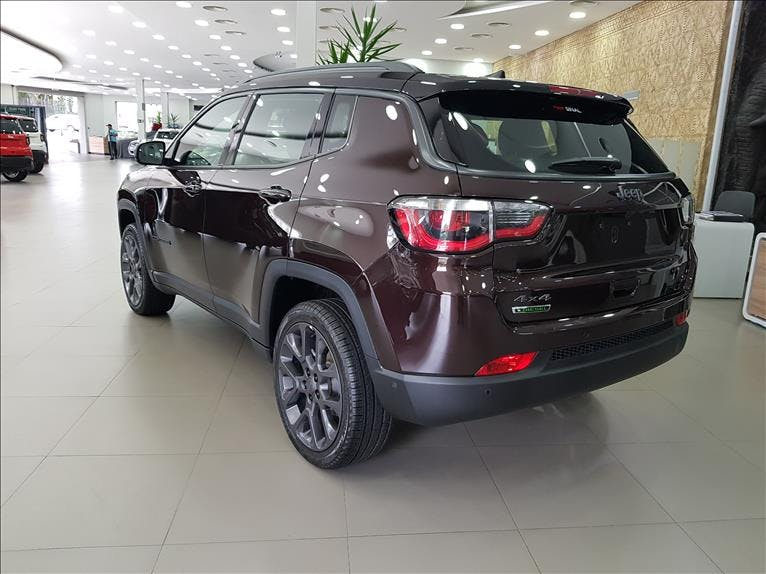 JEEP COMPASS 2.0 16V S 4X4 2019/2019 - Thumb 7