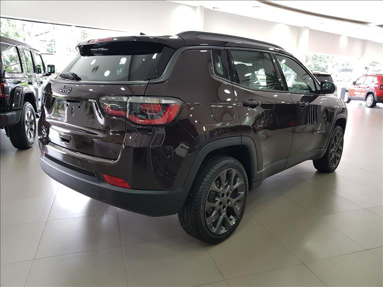 JEEP COMPASS 2.0 16V S 4X4 2019/2019 - Thumb 8