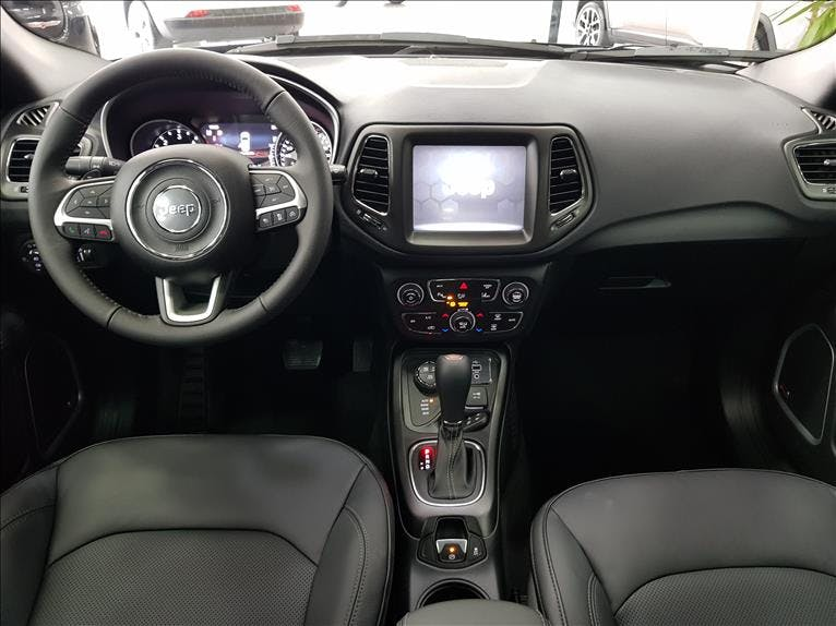 JEEP COMPASS 2.0 16V S 4X4 2019/2019 - Thumb 9