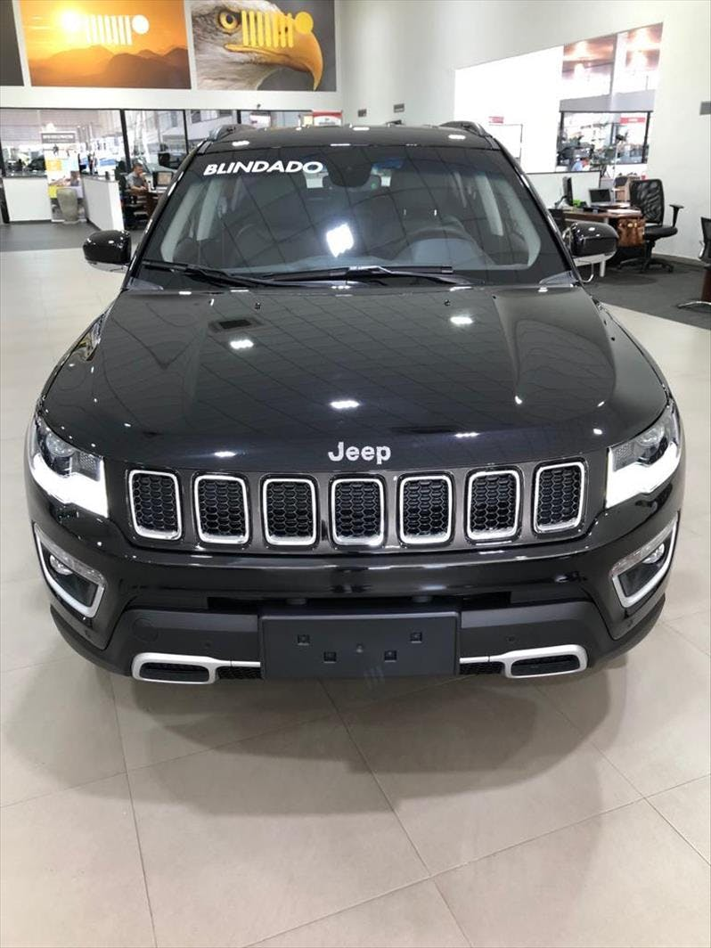 JEEP COMPASS 2.0 16V Limited 2018/2019