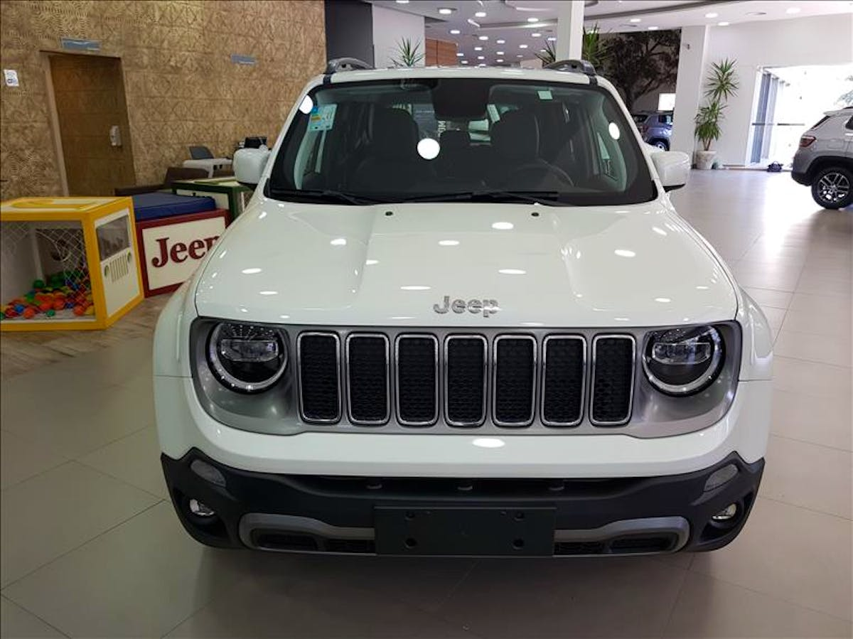 JEEP RENEGADE 1.8 16V Limited 2020/2021