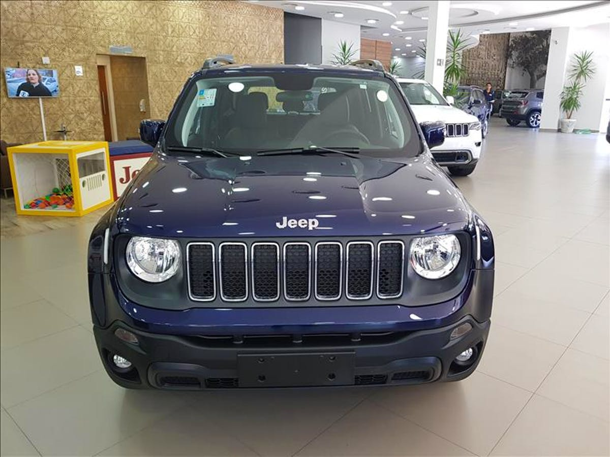 JEEP RENEGADE 1.8 16V Longitude 2020/2021 - Foto 1