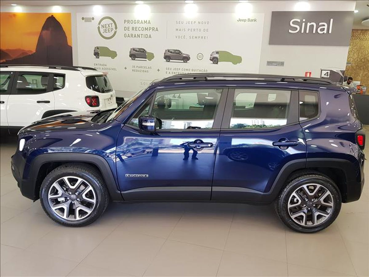JEEP RENEGADE 1.8 16V Longitude 2020/2021 - Foto 3