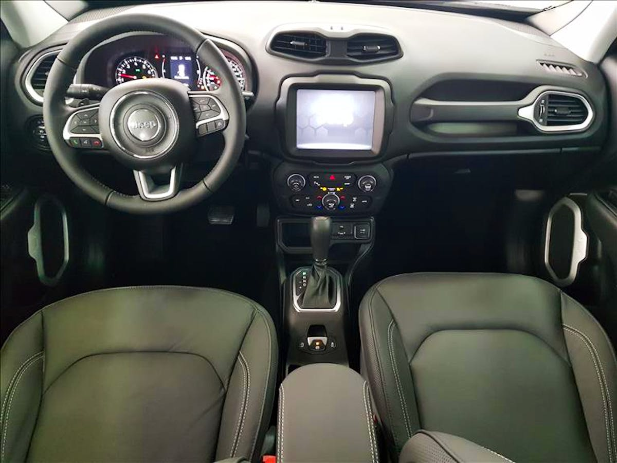 JEEP RENEGADE 1.8 16V Longitude 2020/2021 - Foto 4