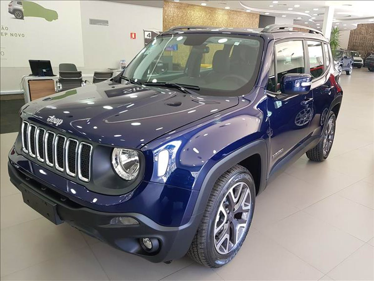 JEEP RENEGADE 1.8 16V Longitude 2020/2021 - Foto 8