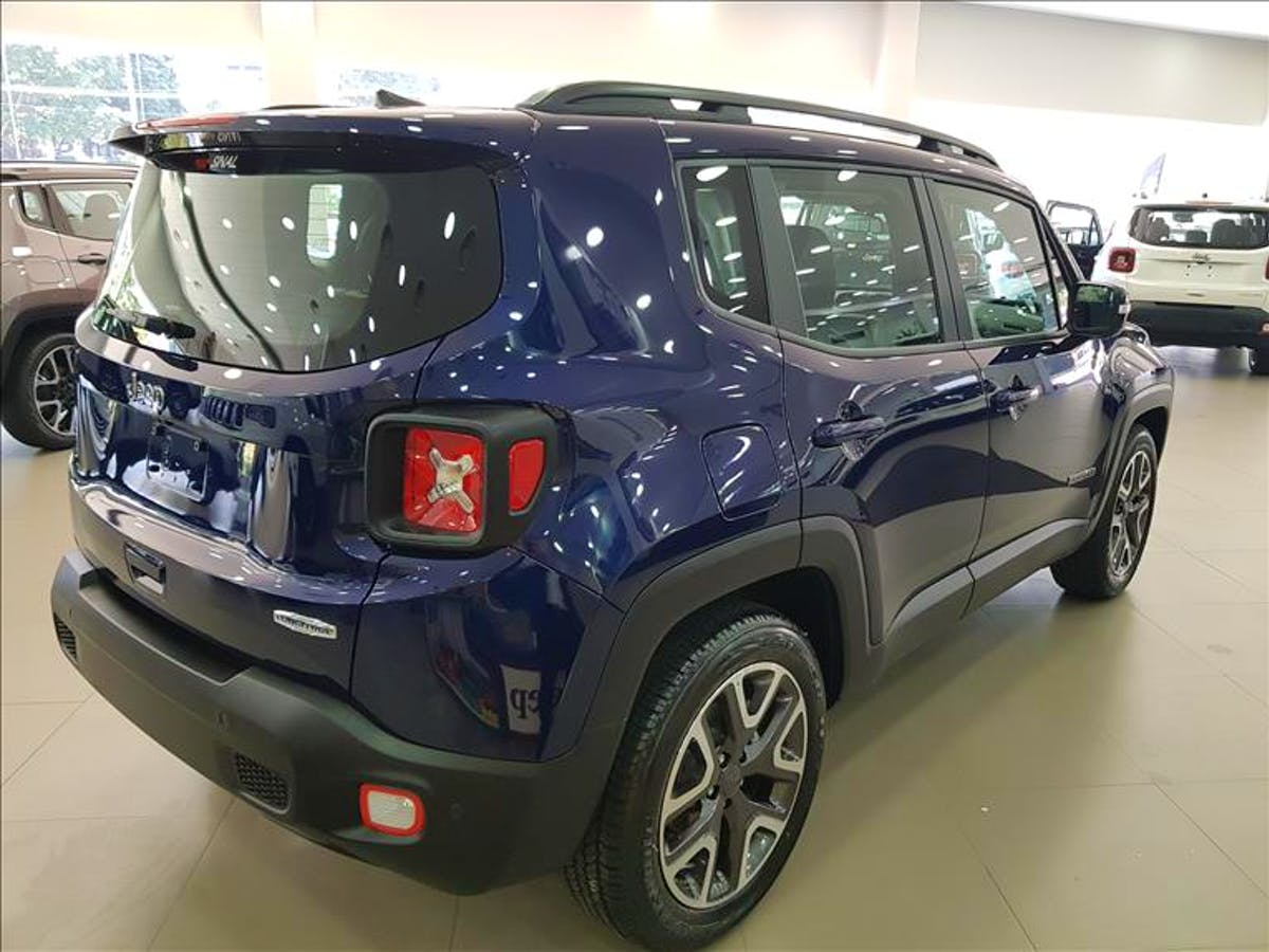 JEEP RENEGADE 1.8 16V Longitude 2020/2021 - Foto 11