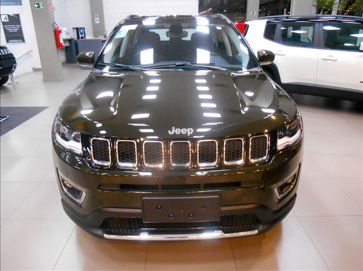 JEEP COMPASS 2.0 16V Limited 2019/2020
