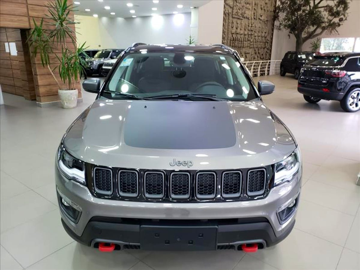 JEEP COMPASS 2.0 16V Trailhawk 4X4 2019/2020 - Foto 1