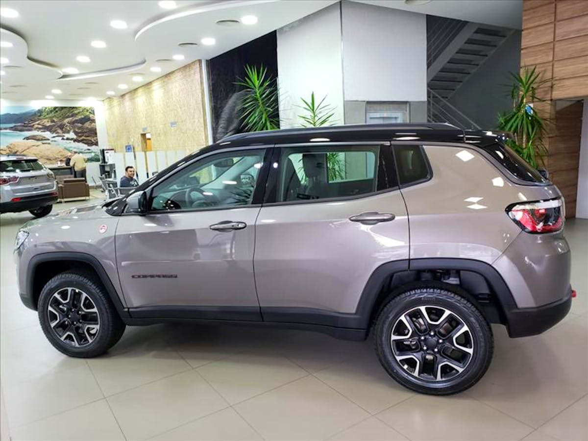 JEEP COMPASS 2.0 16V Trailhawk 4X4 2019/2020 - Foto 3