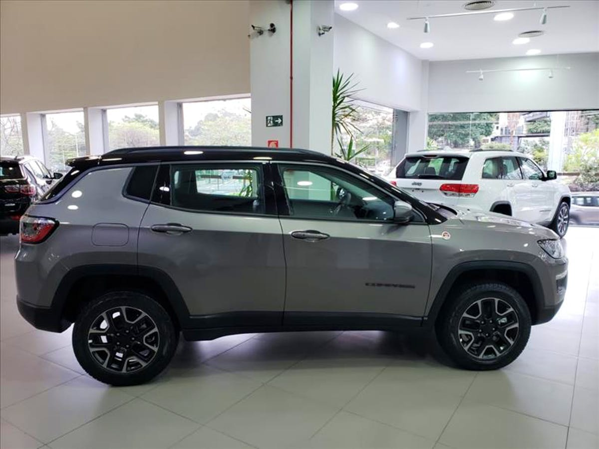 JEEP COMPASS 2.0 16V Trailhawk 4X4 2019/2020 - Foto 4