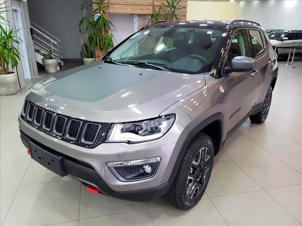 JEEP COMPASS 2.0 16V Trailhawk 4X4 2019/2020 - Foto 8