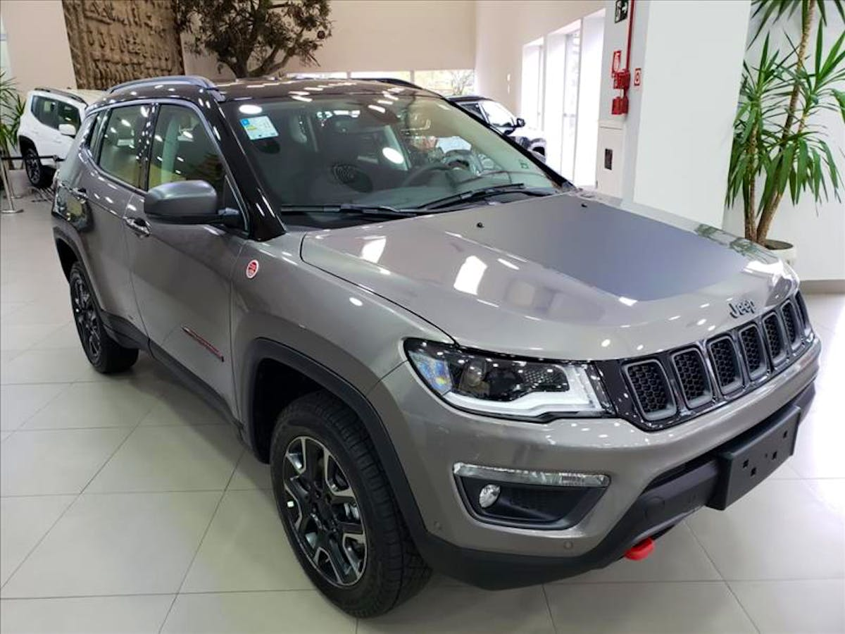 JEEP COMPASS 2.0 16V Trailhawk 4X4 2019/2020 - Foto 9