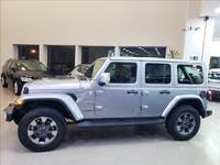 JEEP WRANGLER 2.0 Turbo Unlimited Overland 4X4 AT8 2019/2020 - Thumb 3