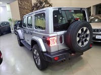 JEEP WRANGLER 2.0 Turbo Unlimited Overland 4X4 AT8 2019/2020 - Thumb 12