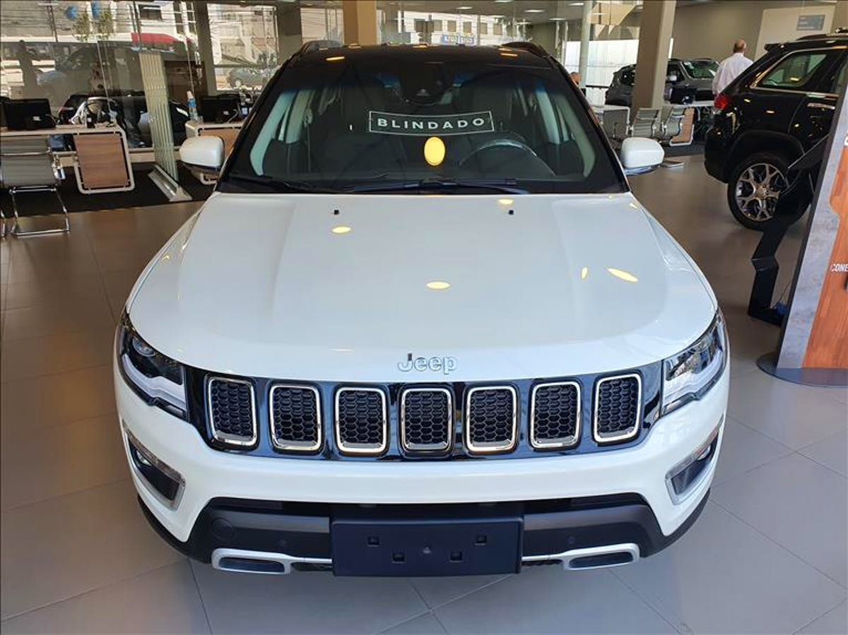 JEEP COMPASS 2.0 16V Limited 4X4 2020/2020