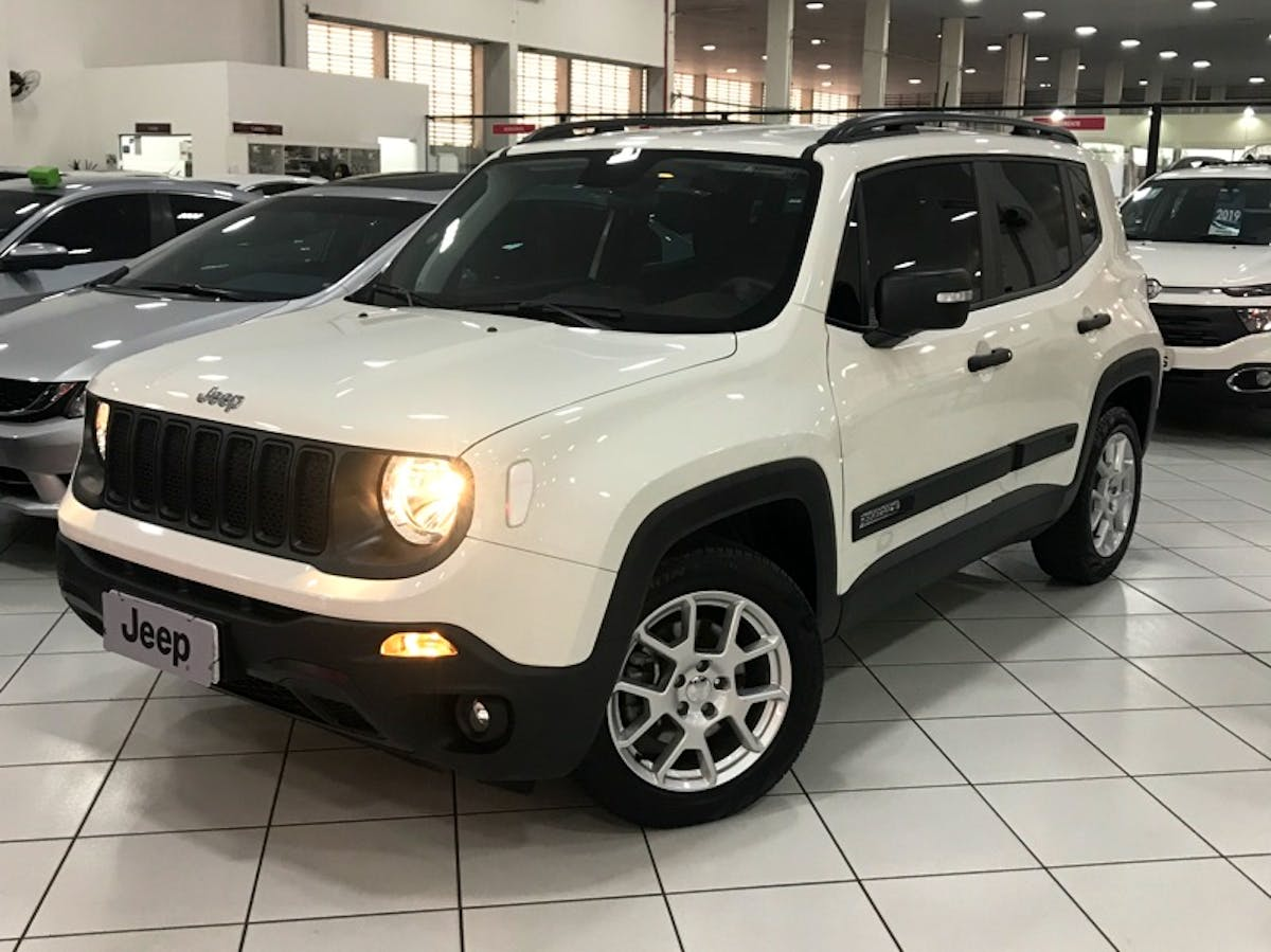 JEEP RENEGADE 1.8 16V Sport 2018/2019