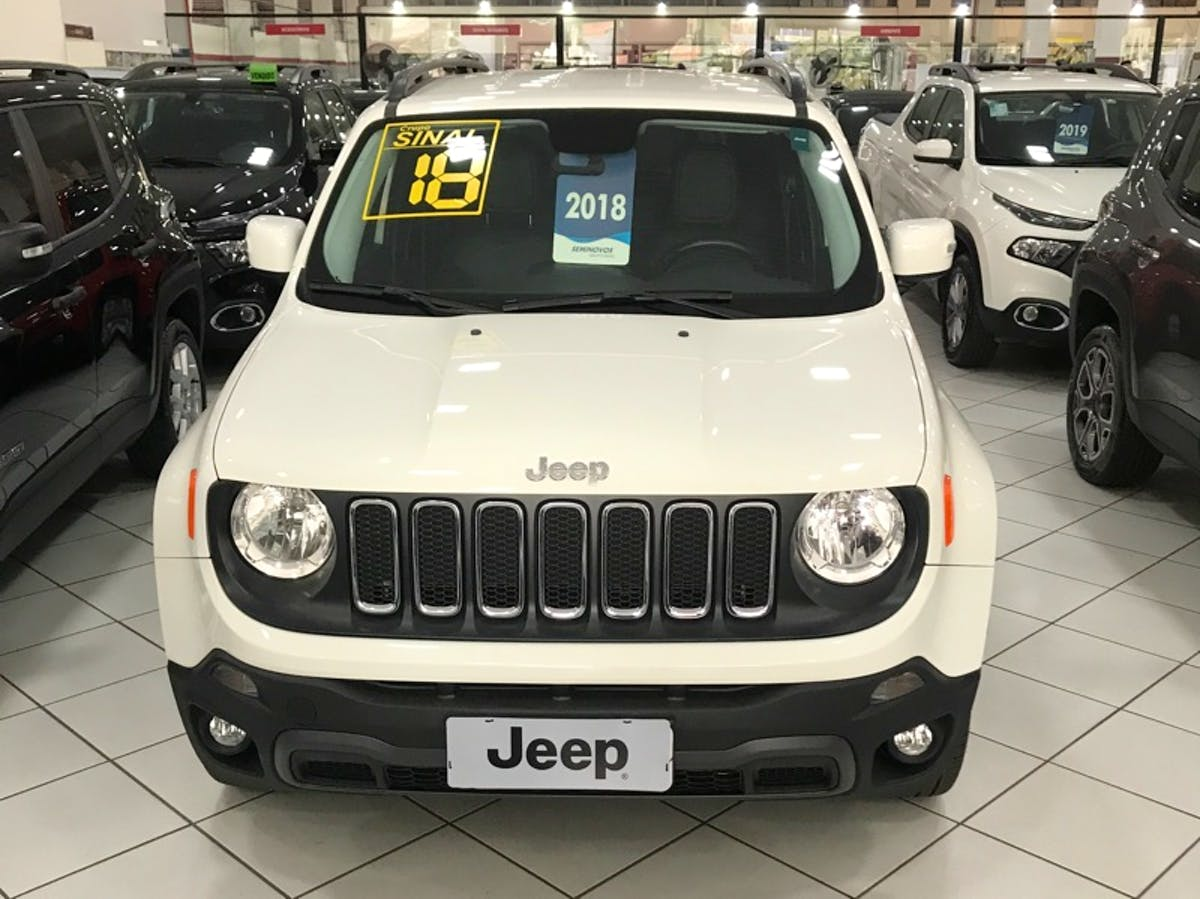 JEEP RENEGADE 2.0 16V Turbo Longitude 4X4 2017/2018