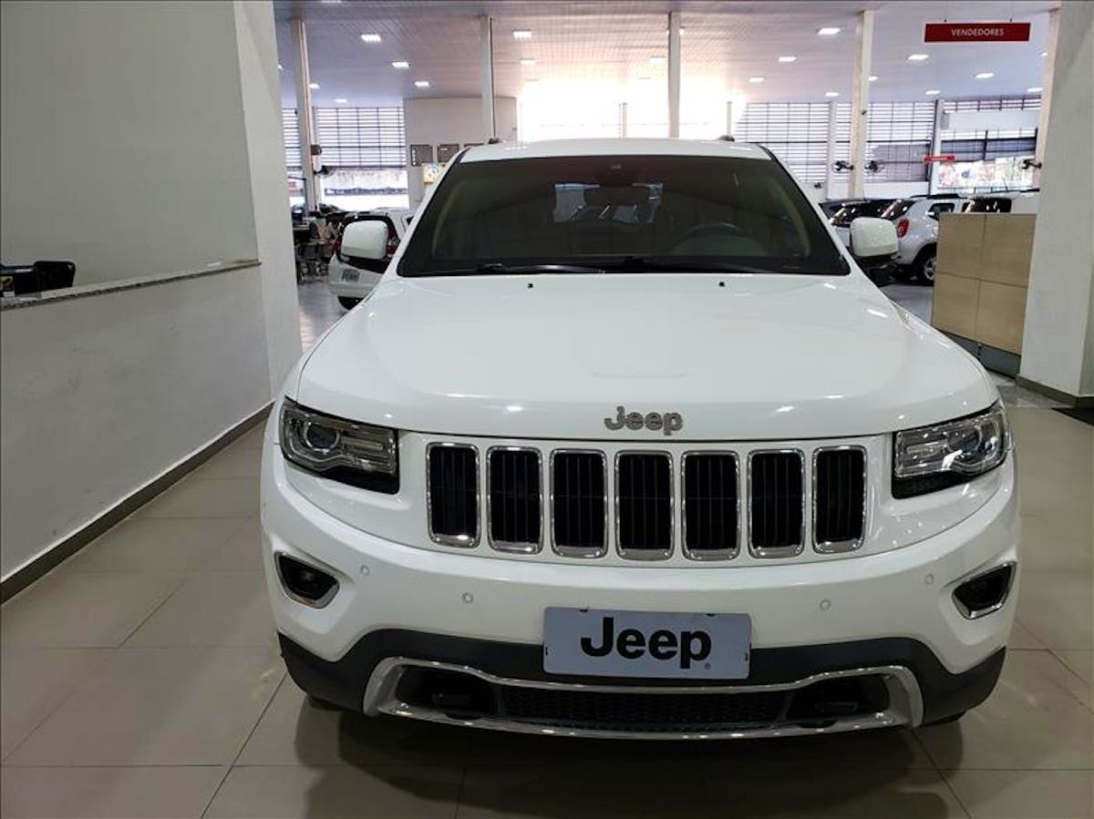 JEEP GRAND CHEROKEE 3.6 Limited 4X4 V6 24V 2013/2014