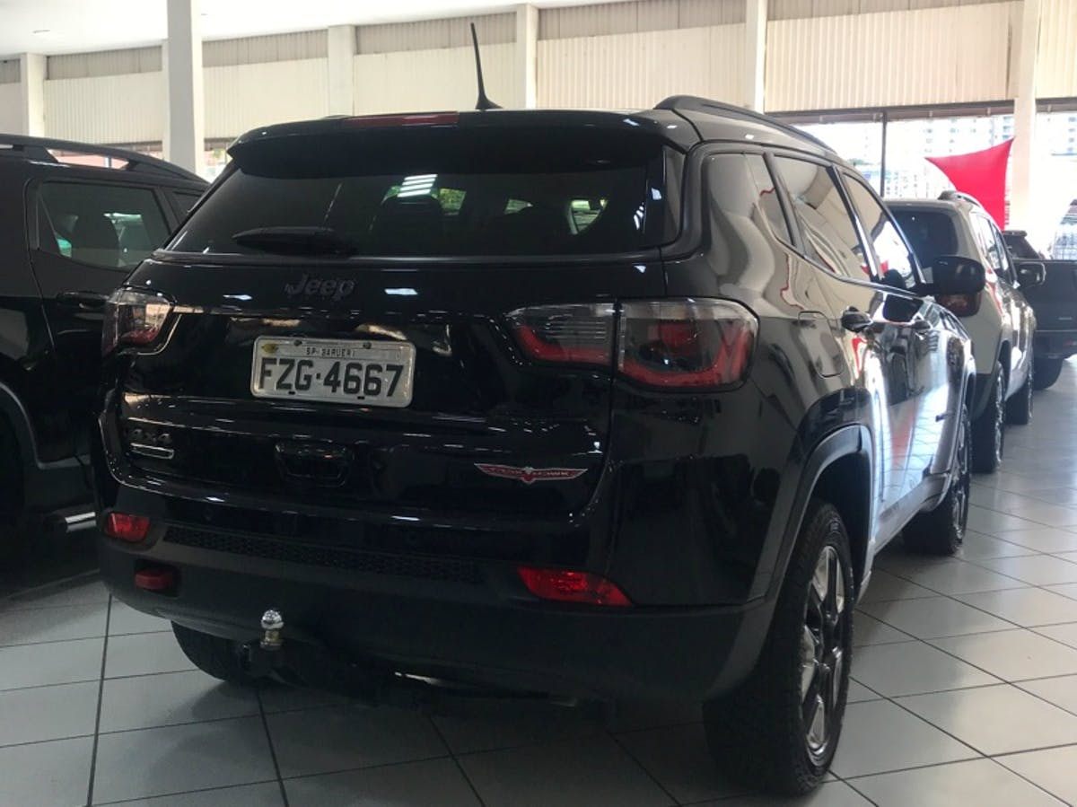 JEEP COMPASS 2.0 16V Trailhawk 4X4 2017/2018