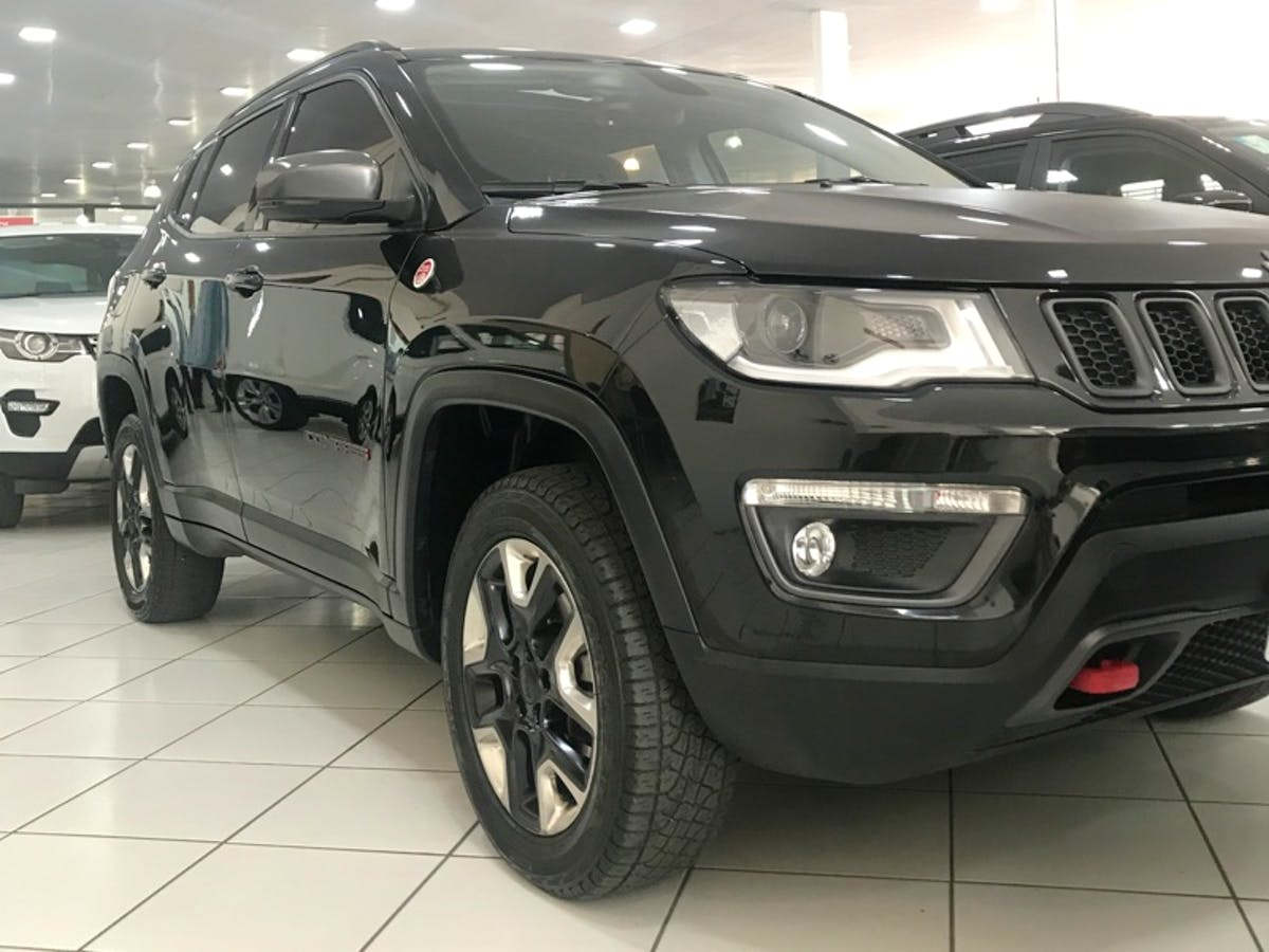 JEEP COMPASS 2.0 16V Trailhawk 4X4 2017/2018 - Foto 2