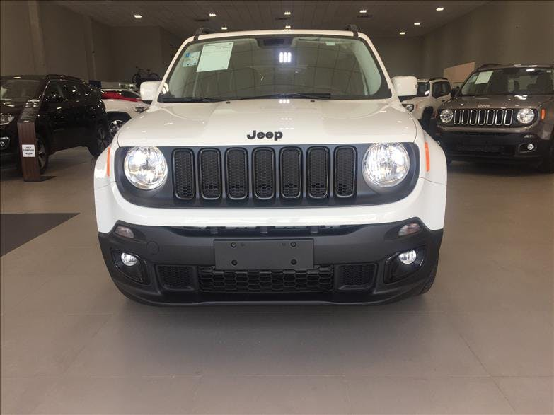 JEEP RENEGADE 1.8 16V Night Eagle 2018/2018