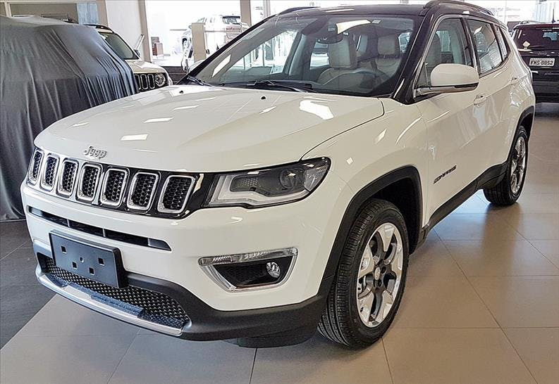 JEEP COMPASS 2.0 16V Limited 2017/2018