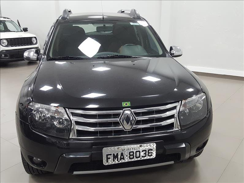 RENAULT DUSTER 2.0 Tech Road 4X2 16V 2014/2014