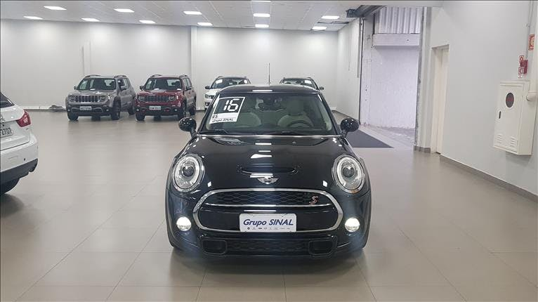 MINI COOPER 2.0 S TOP 16V Turbo 2015/2016