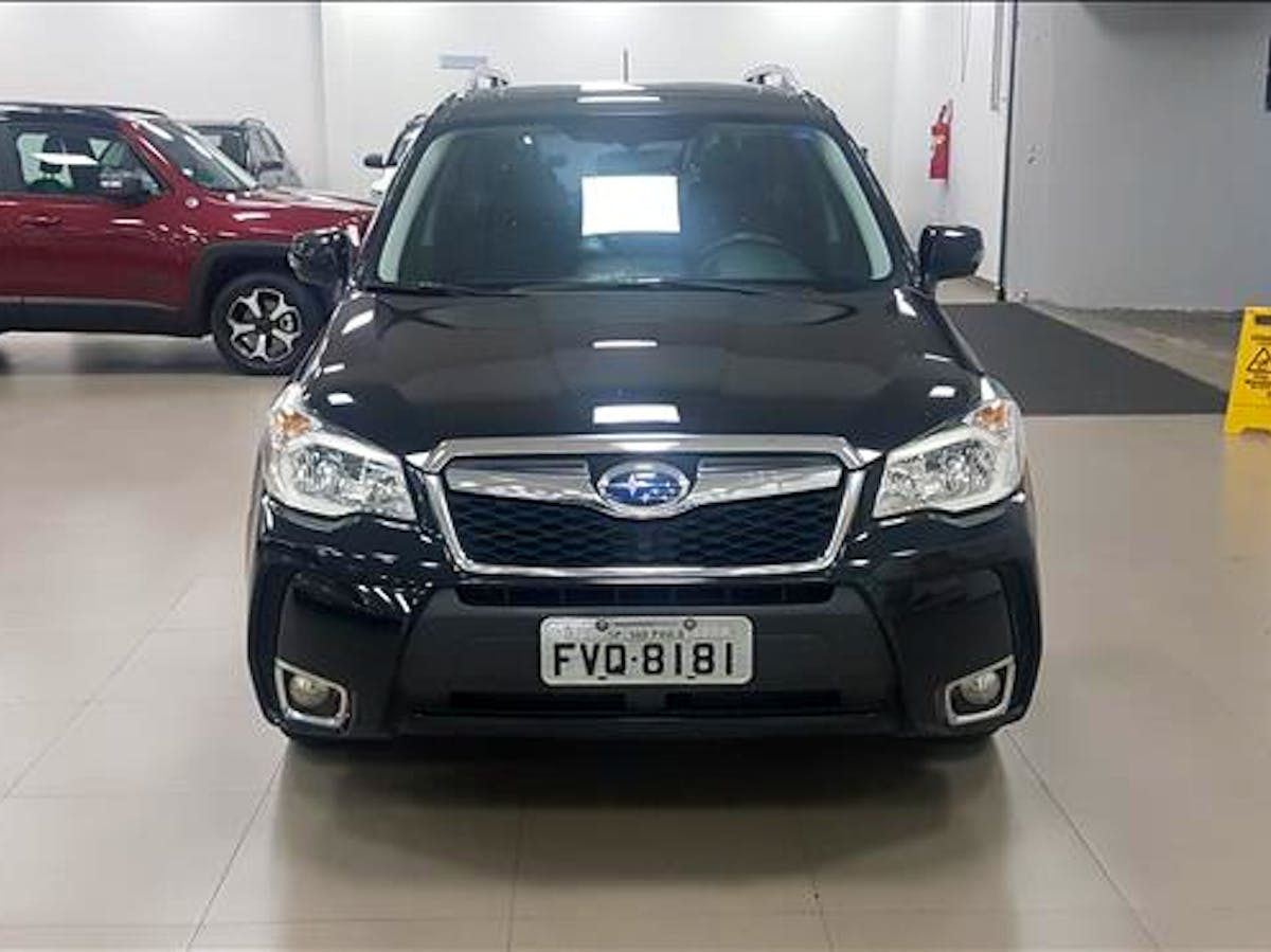 SUBARU FORESTER 2.0 XT 4X4 16V Turbo 2014/2015