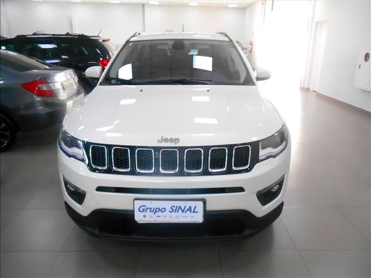 JEEP COMPASS 2.0 16V Longitude 2017/2018