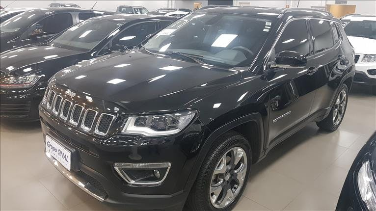 JEEP COMPASS 2.0 16V Limited 2016/2017 - Foto 3