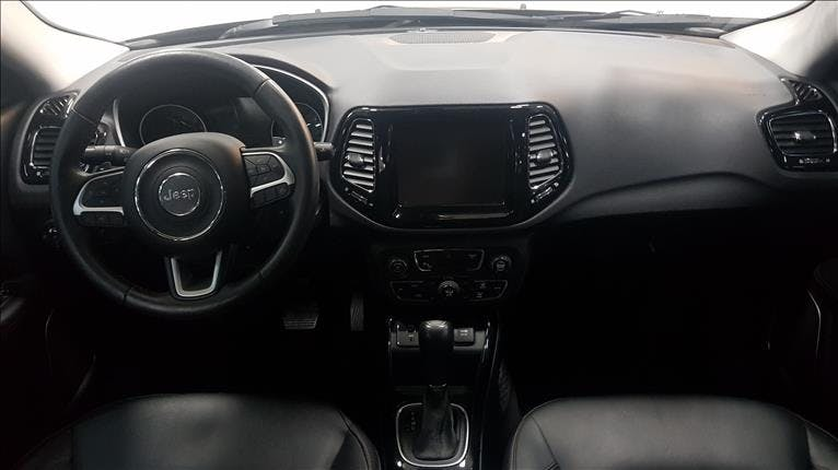 JEEP COMPASS 2.0 16V Limited 2016/2017 - Foto 7