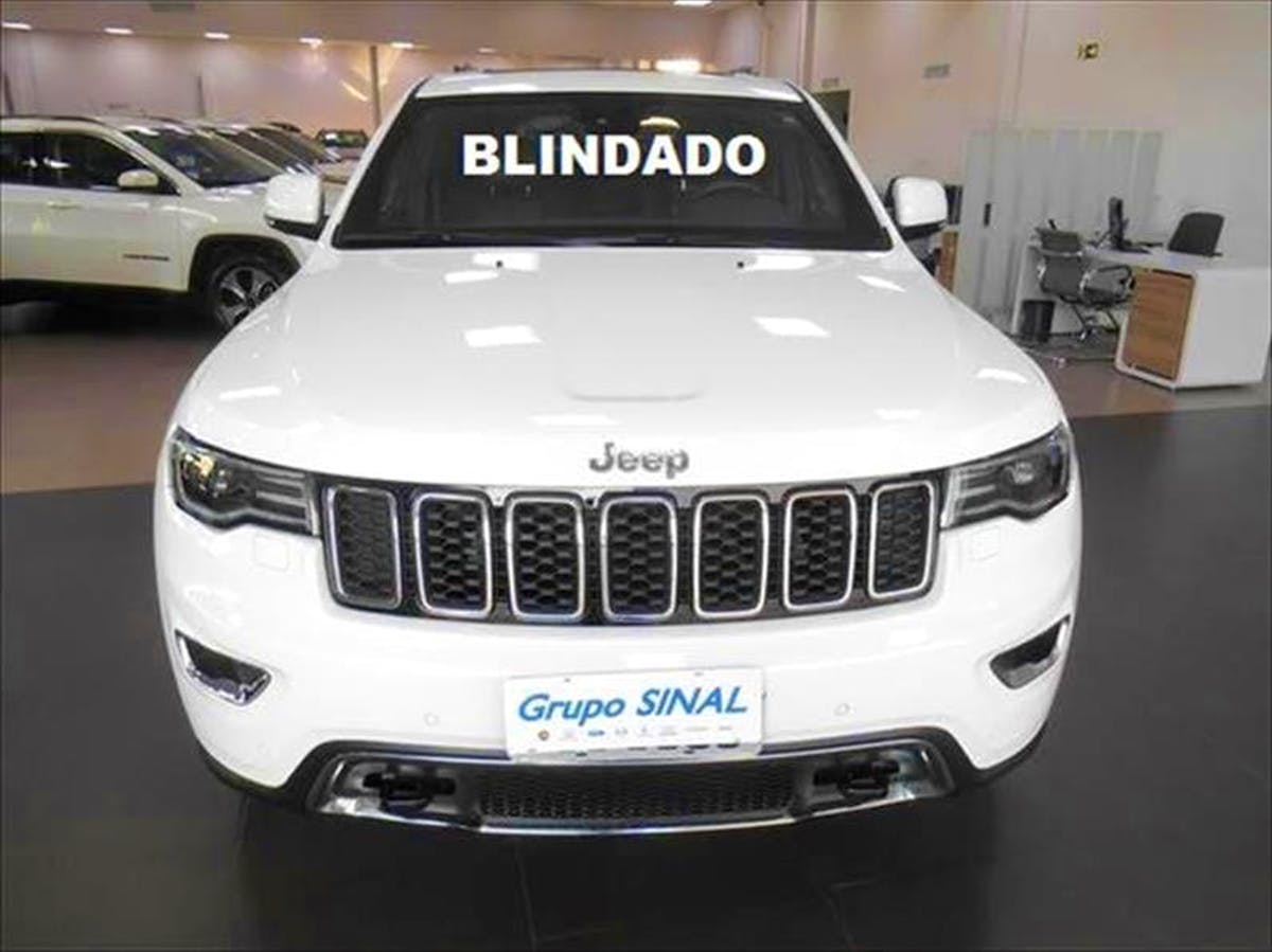 JEEP GRAND CHEROKEE 3.0 Limited 4X4 V6 24V Turbo 2018/2018