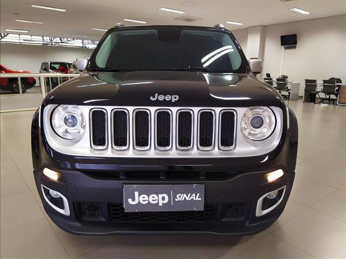 JEEP RENEGADE 1.8 16V Limited 2018/2018