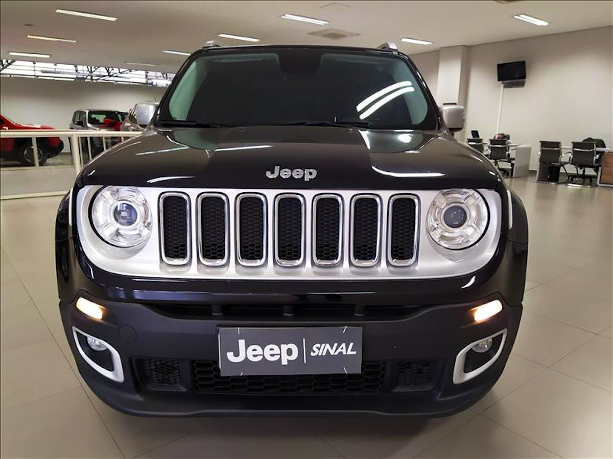 JEEP RENEGADE 1.8 16V Limited 2018/2018 - Foto 1