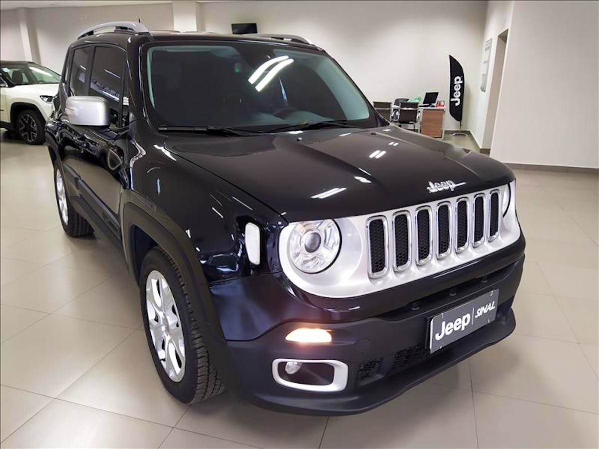 JEEP RENEGADE 1.8 16V Limited 2018/2018 - Foto 3