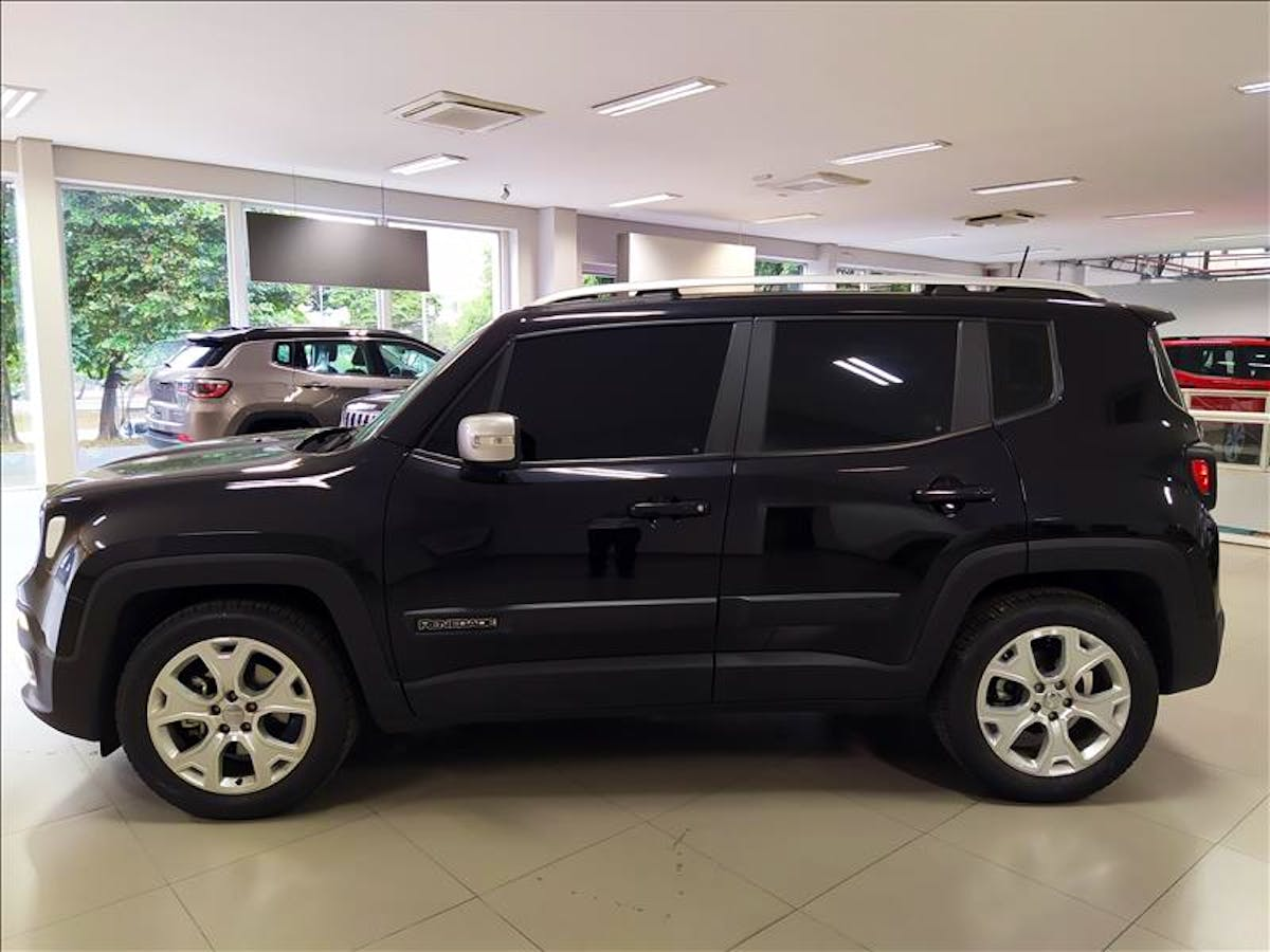 JEEP RENEGADE 1.8 16V Limited 2018/2018 - Foto 4
