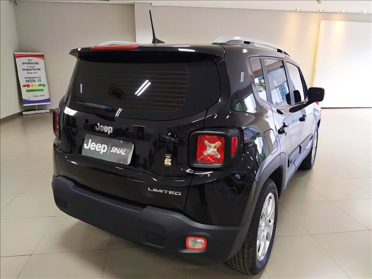 JEEP RENEGADE 1.8 16V Limited 2018/2018 - Foto 7