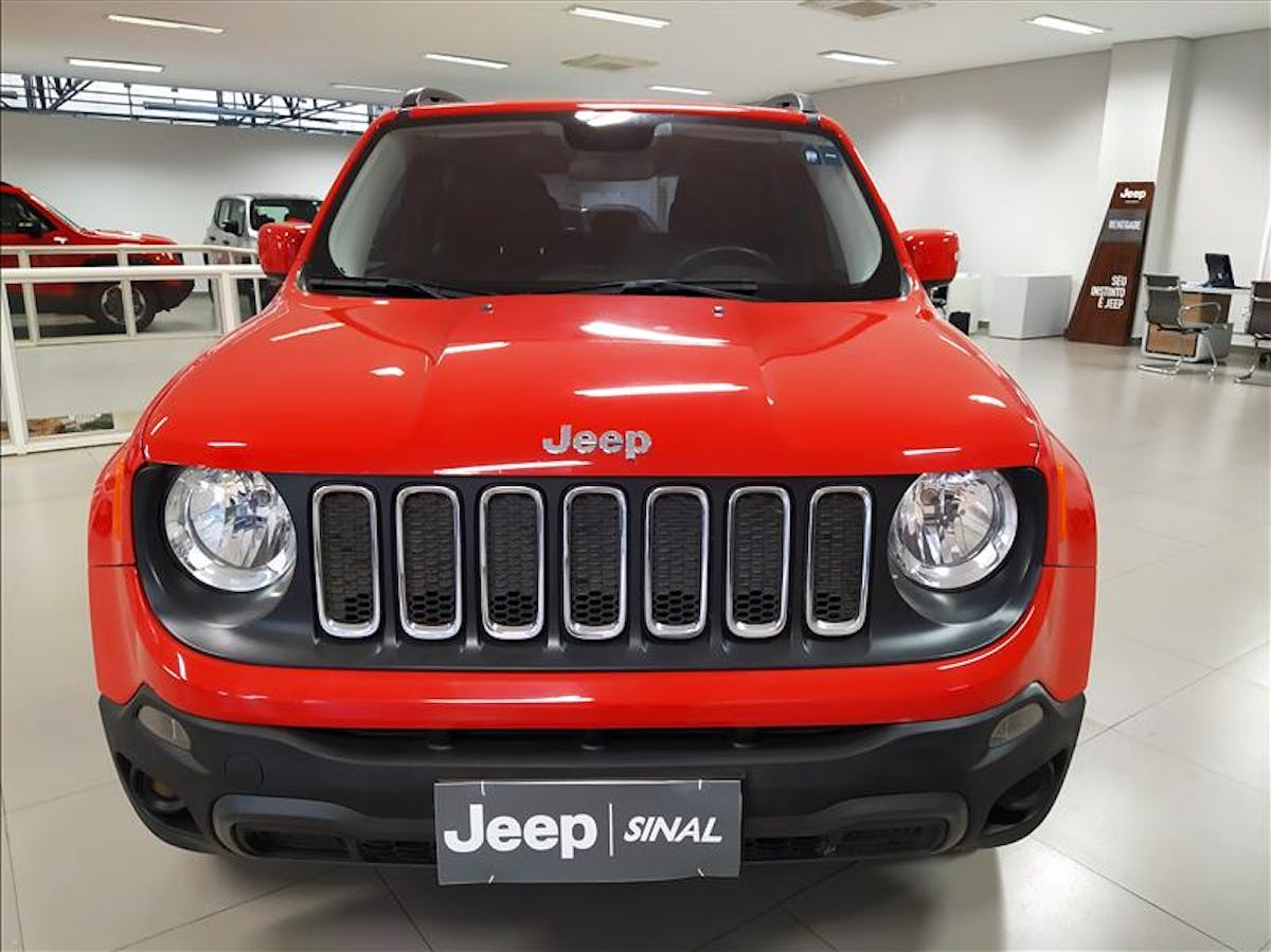 JEEP RENEGADE 2.0 16V Turbo Longitude 4X4 2016/2016