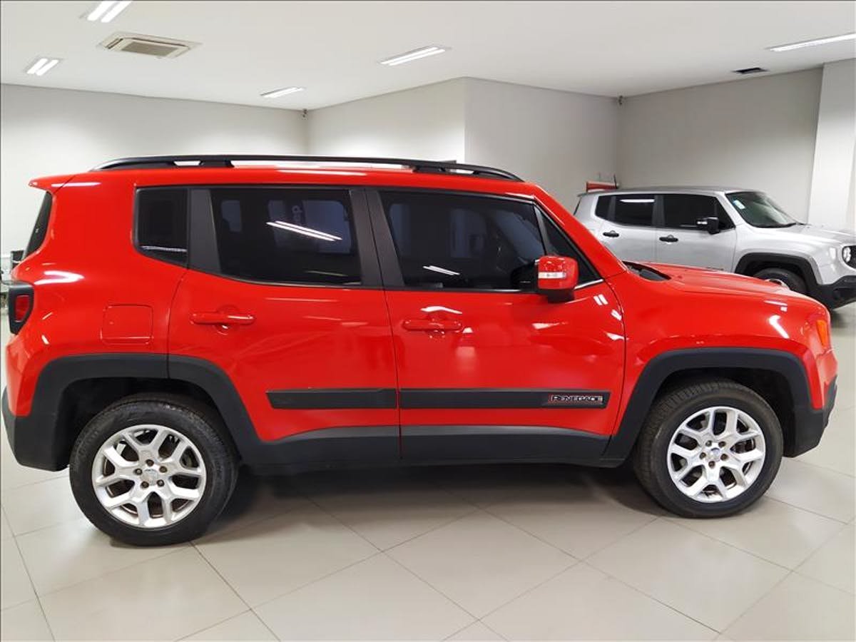 JEEP RENEGADE 2.0 16V Turbo Longitude 4X4 2016/2016 - Foto 5