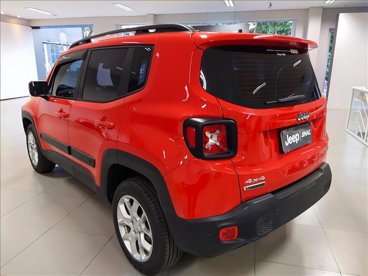 JEEP RENEGADE 2.0 16V Turbo Longitude 4X4 2016/2016 - Foto 6