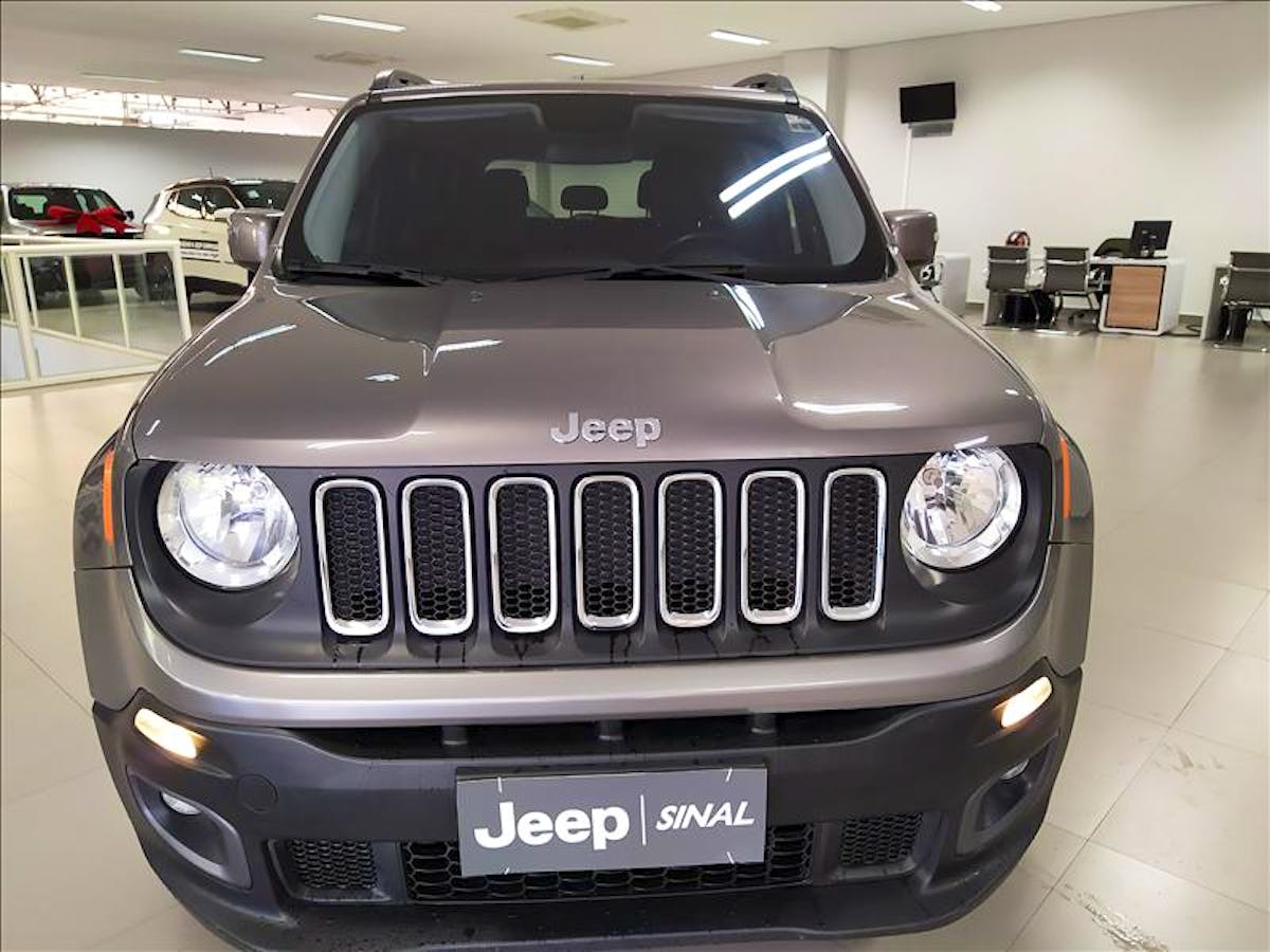 JEEP RENEGADE 1.8 16V Longitude 2016/2016 - Foto 1