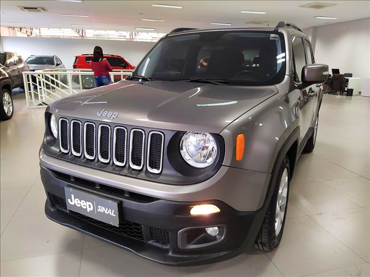 JEEP RENEGADE 1.8 16V Longitude 2016/2016 - Foto 2