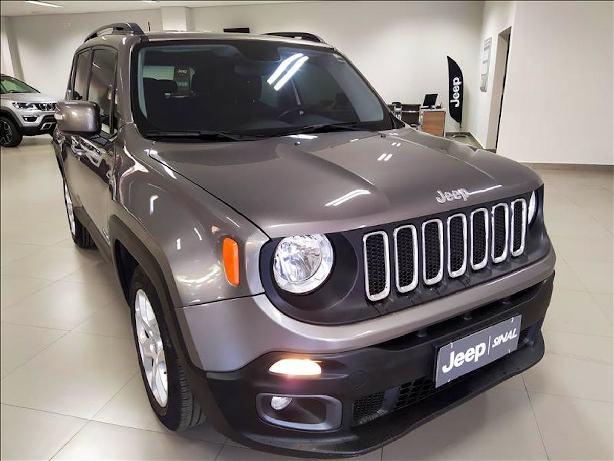 JEEP RENEGADE 1.8 16V Longitude 2016/2016 - Foto 3