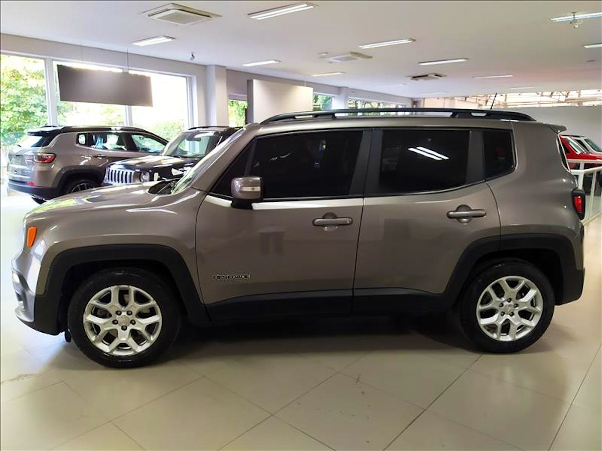 JEEP RENEGADE 1.8 16V Longitude 2016/2016 - Foto 4