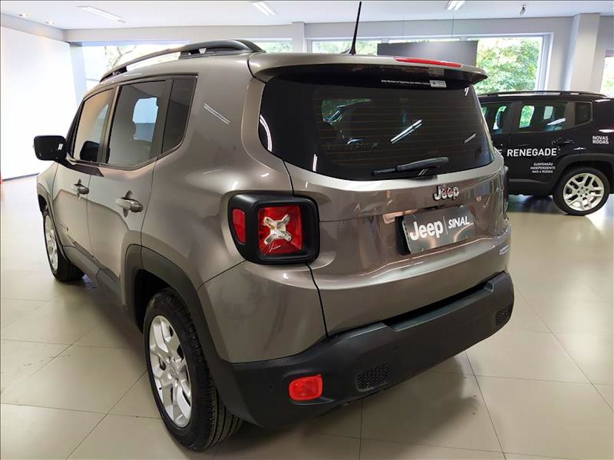 JEEP RENEGADE 1.8 16V Longitude 2016/2016 - Foto 6